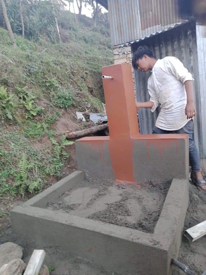 'Bhimsenthapa Post Disaster Recovery Nepal'